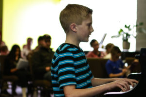 Piano Lessons for Children at A Child's Song.